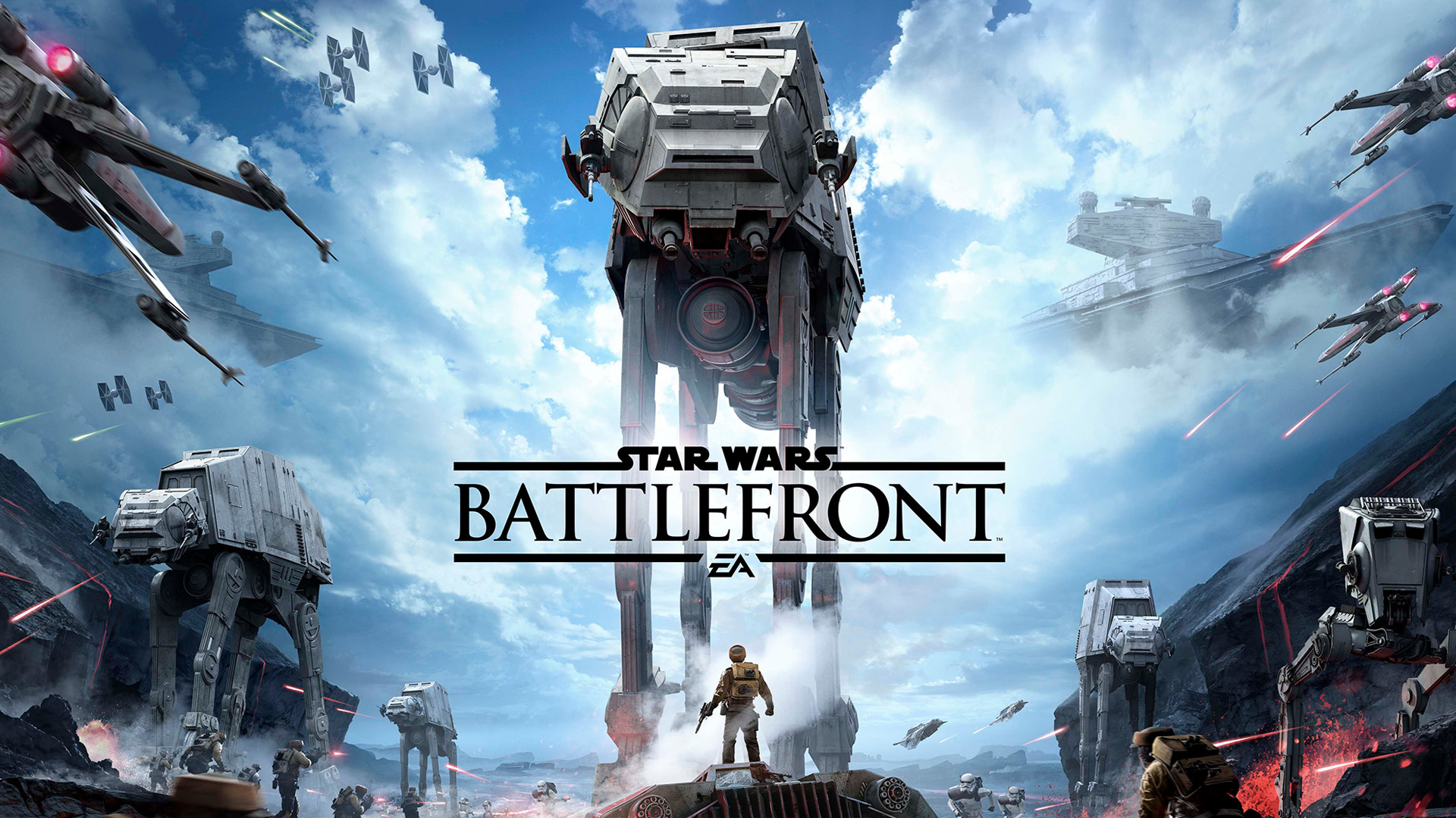 Star Wars Battlefront Wallpapers Video Game Hq Star Wars Battlefront Pictures 4k Wallpapers 2019