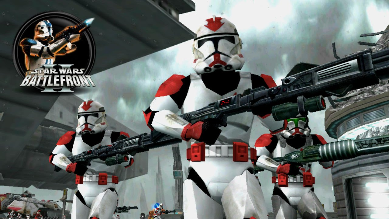 Star Wars Battlefront Ii Wallpapers Video Game Hq Star Wars