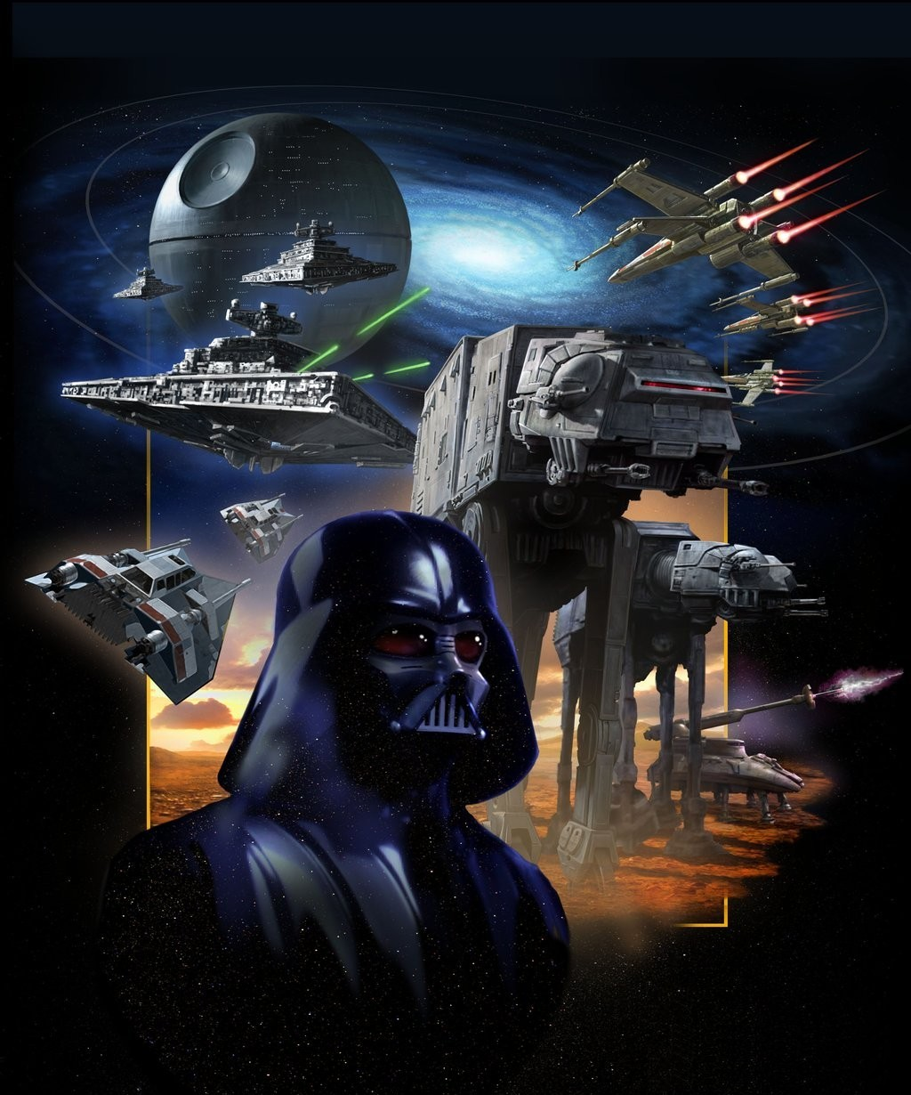 1024x1230 > Star Wars: Empire Wallpapers