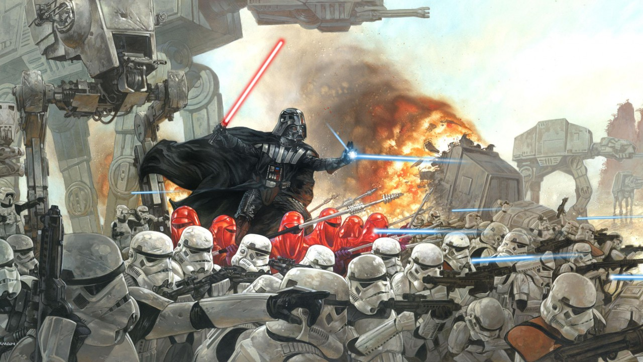 Nice wallpapers Star Wars: Empire 1280x720px