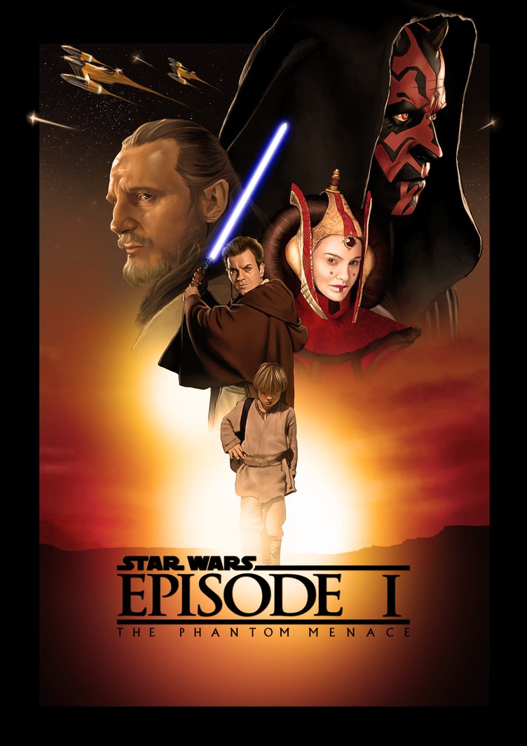 Star Wars Episode I The Phantom Menace Wallpapers Movie Hq Star