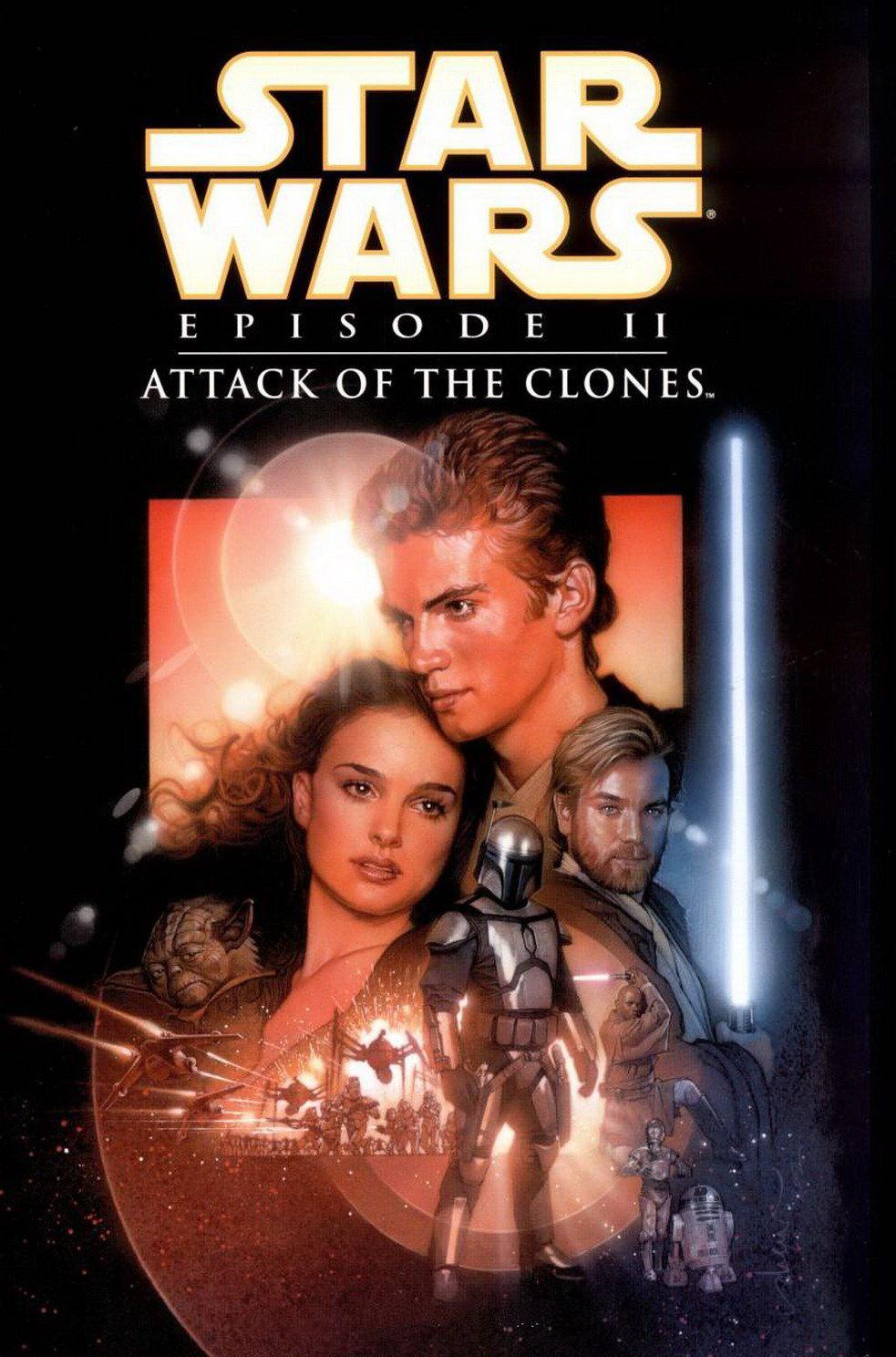 Star Wars Episode Ii Attack Of The Clones Wallpapers Movie Hq Star Wars Episode Ii Attack Of The Clones Pictures 4k Wallpapers 2019