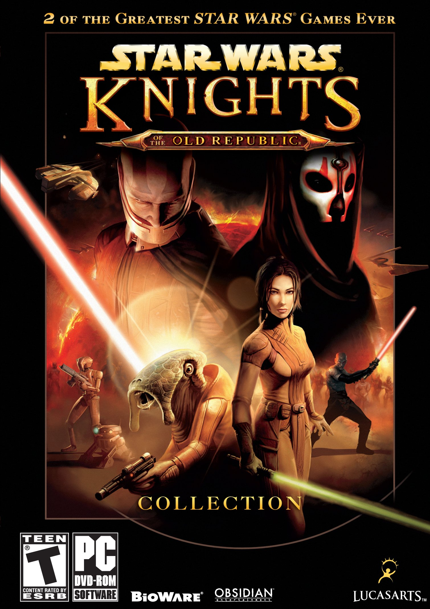 Star Wars: Knights Of The Old Republic Pics, Comics Collection