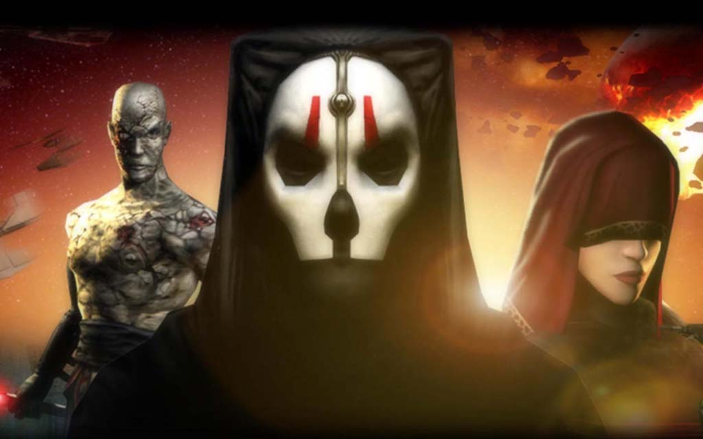 Star Wars Knights Of The Old Republic Ii Wallpapers Video Game Hq Star Wars Knights Of The Old Republic Ii Pictures 4k Wallpapers 2019