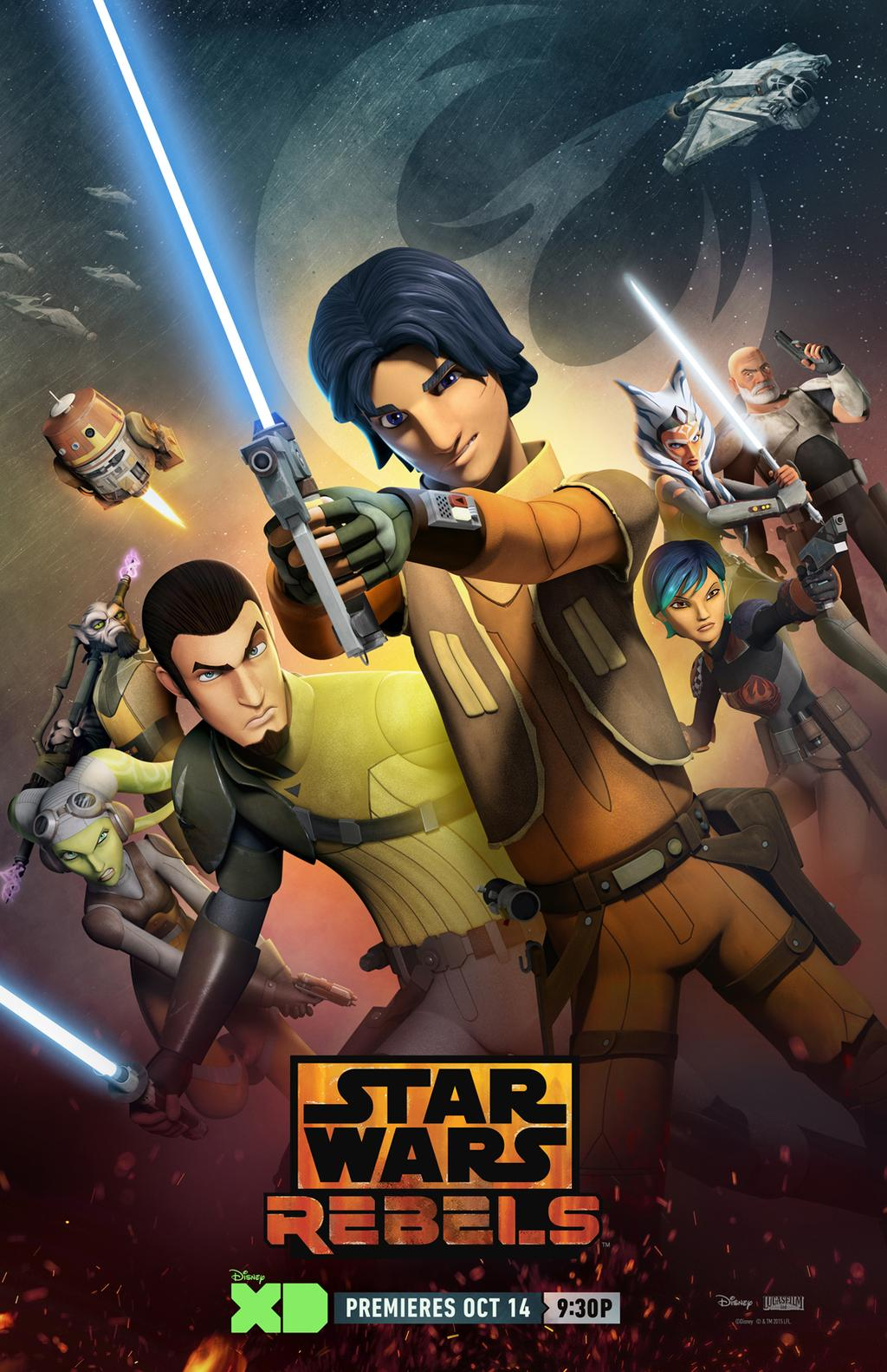 Star Wars Rebels Wallpapers Tv Show Hq Star Wars Rebels Pictures