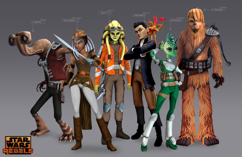 Most Viewed Star Wars Rebels Wallpapers 4k Wallpapers