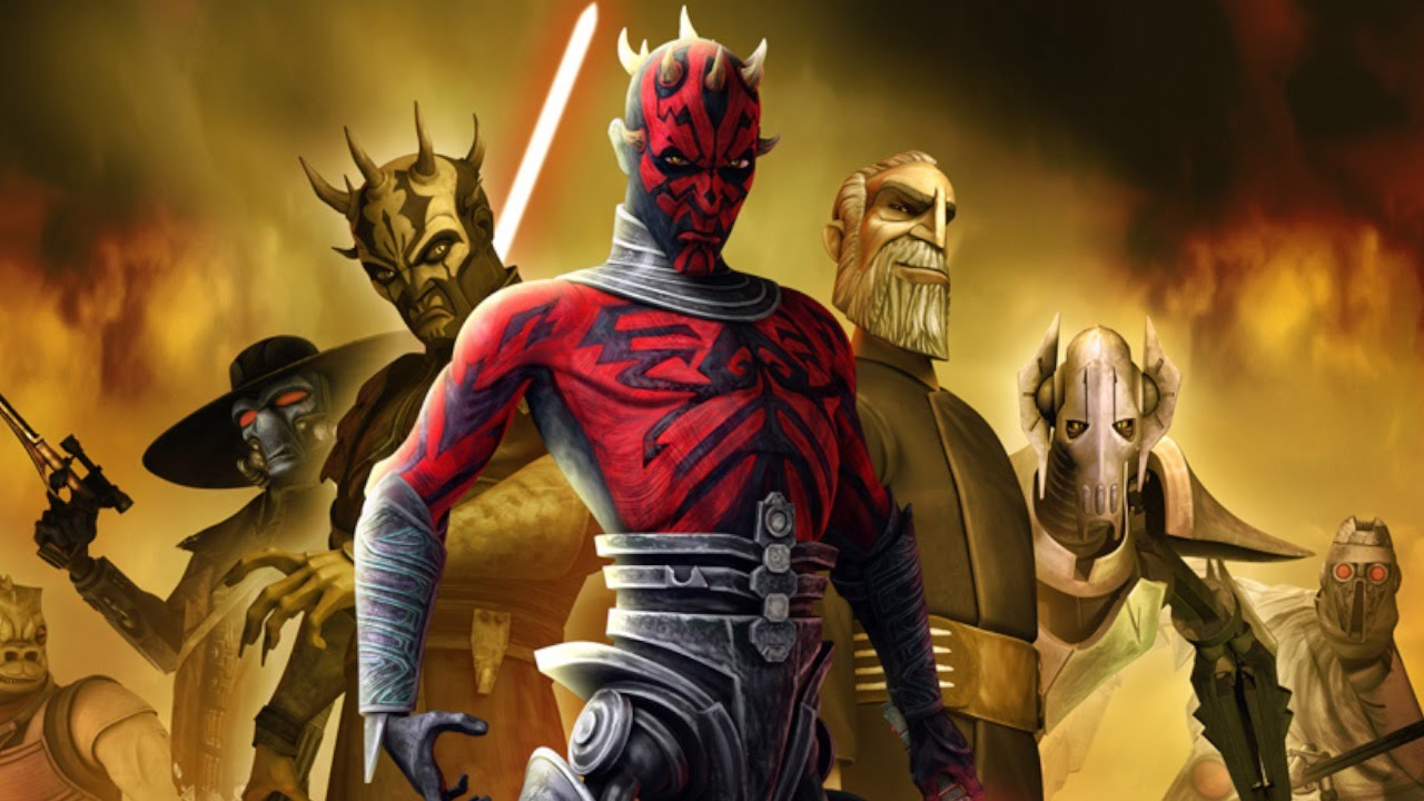 Most Viewed Star Wars The Clone Wars Wallpapers 4k Wallpapers