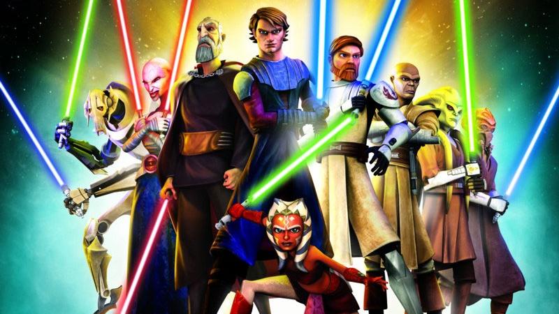 Star Wars The Clone Wars Wallpapers Movie Hq Star Wars