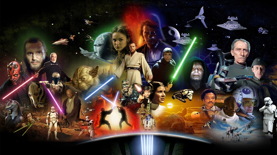 Nice wallpapers Star Wars 970x545px