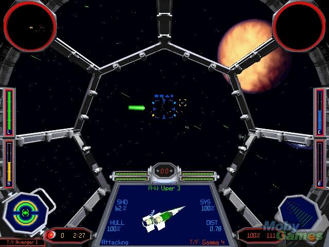 Star Wars X Wing Vs Tie Fighter Wallpapers Video Game Hq Star
