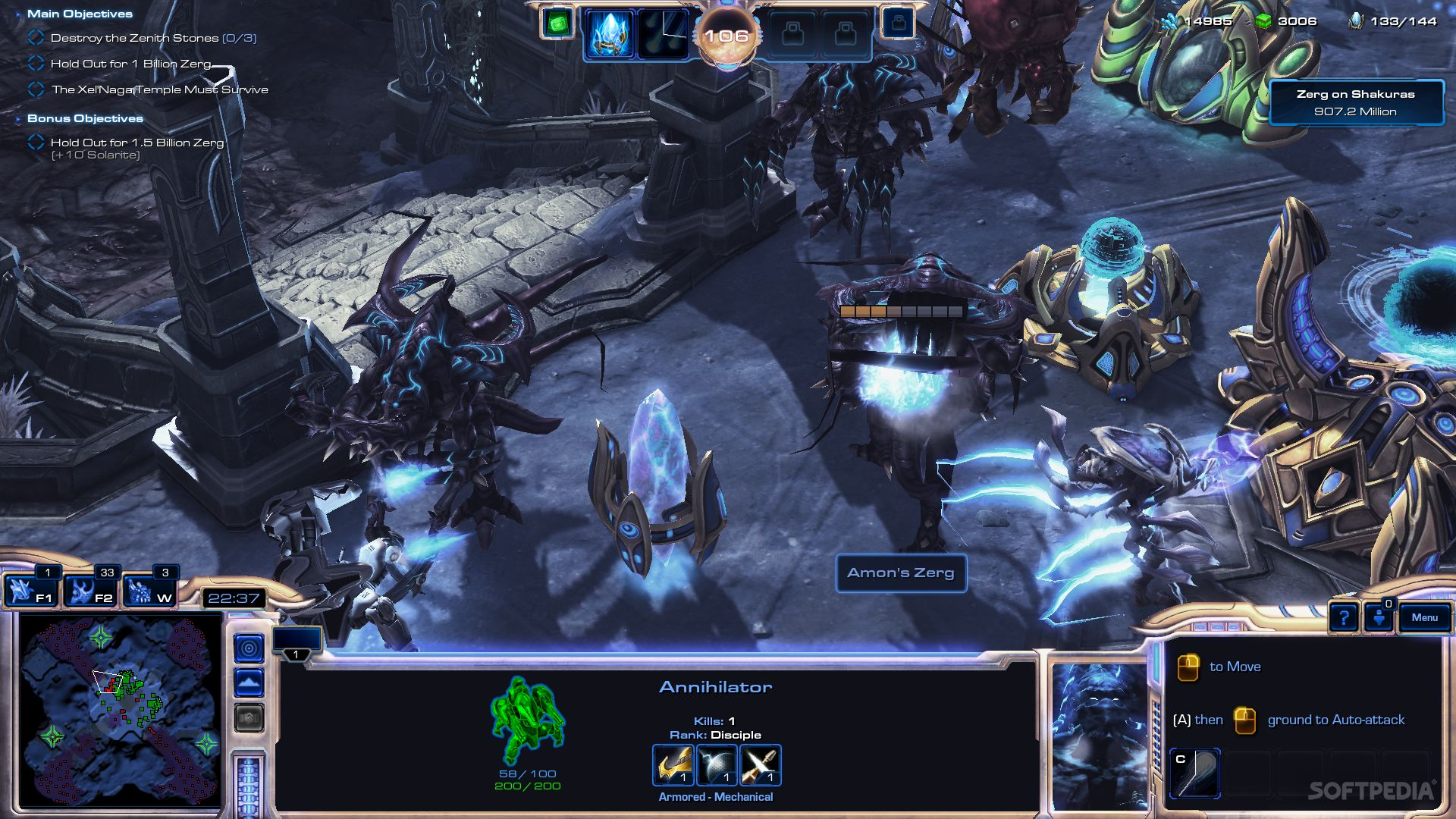 Most Viewed Starcraft Ii Legacy Of The Void Wallpapers 4k