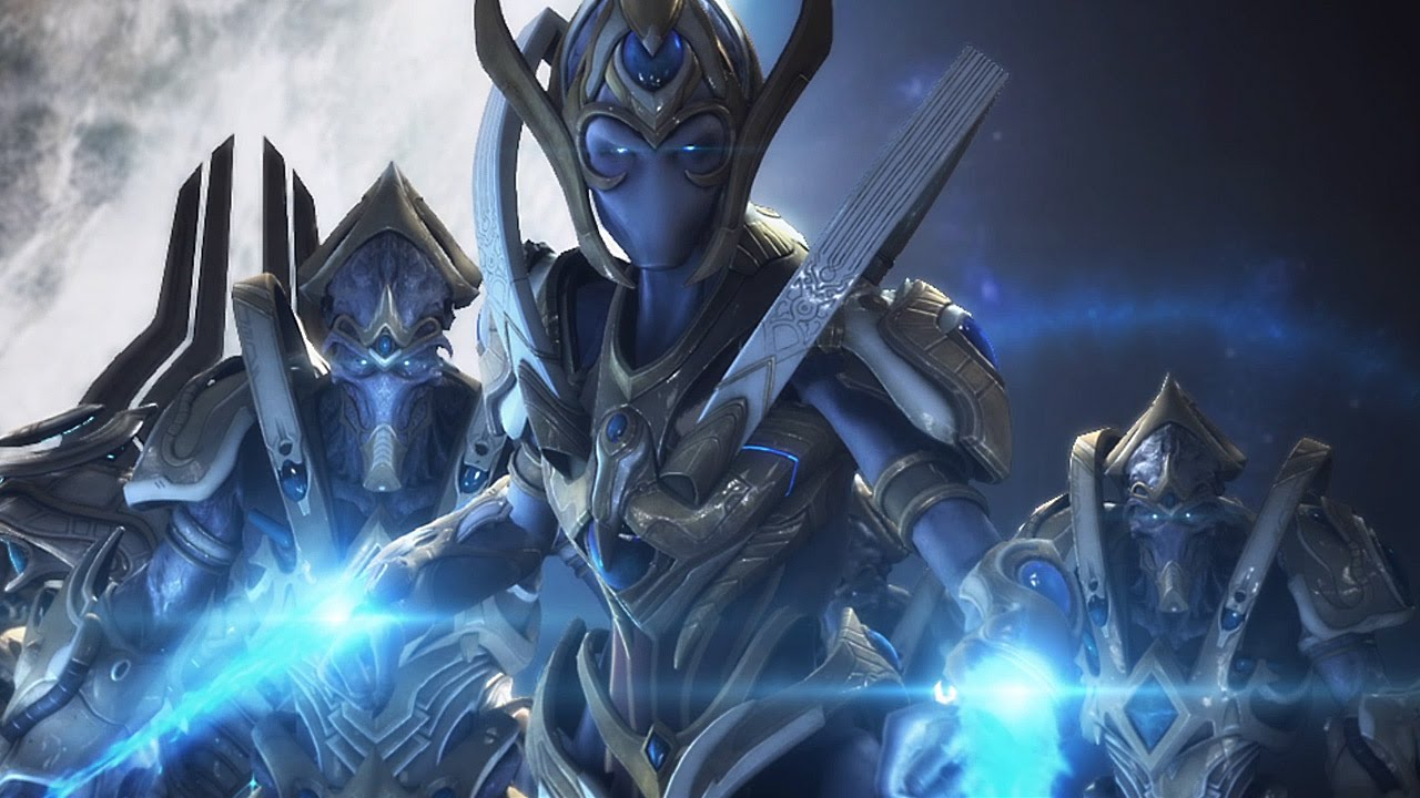 Starcraft Ii Legacy Of The Void Wallpapers Video Game Hq