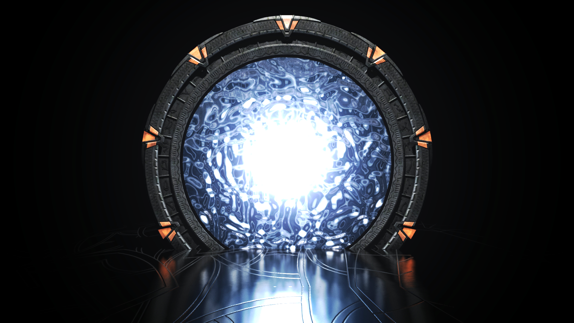 Nice Images Collection: Stargate Desktop Wallpapers