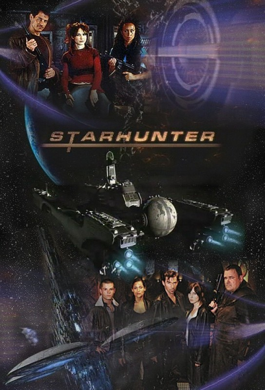 Nice wallpapers Starhunter 544x800px