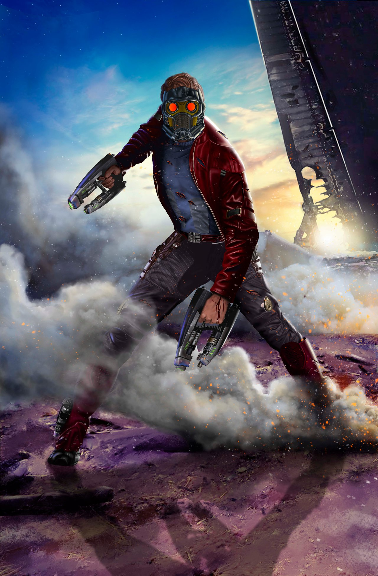 1280x1948 > Star-lord Wallpapers