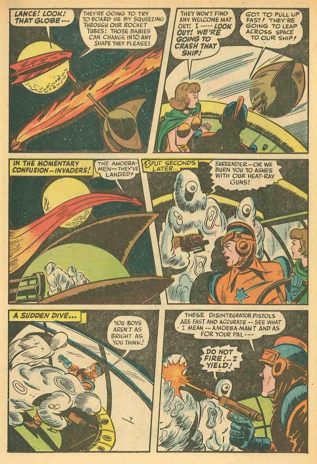 HQ Startling Comics Wallpapers | File 485.3Kb