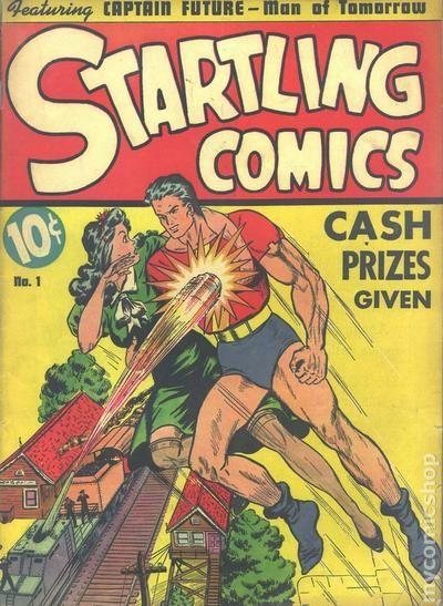 400x547 > Startling Comics Wallpapers