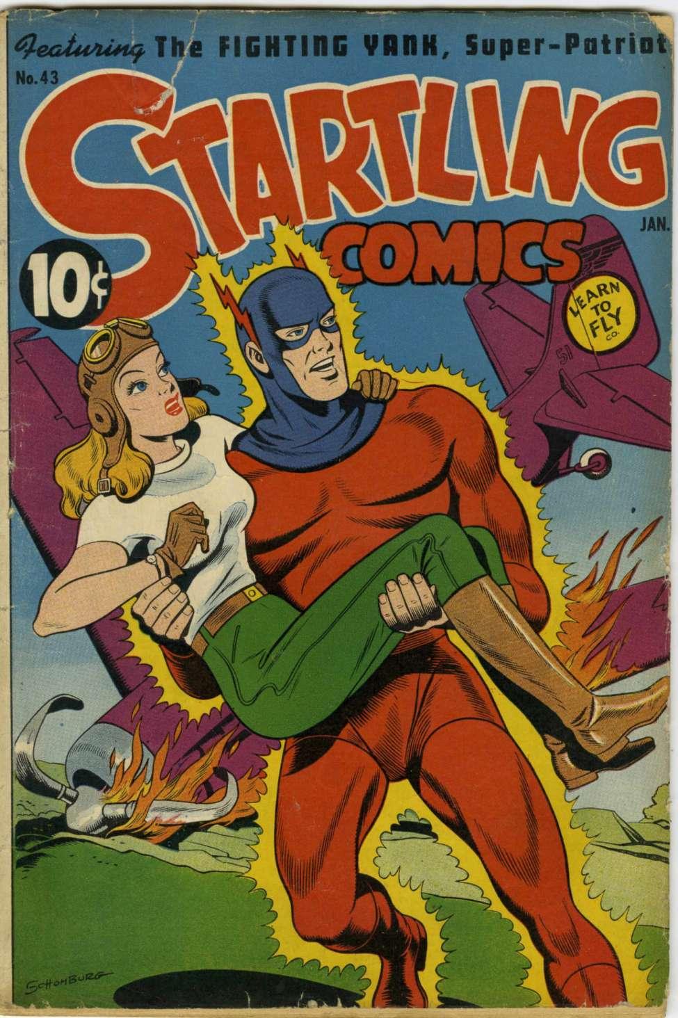 HQ Startling Comics Wallpapers | File 183.89Kb