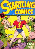 Nice Images Collection: Startling Comics Desktop Wallpapers