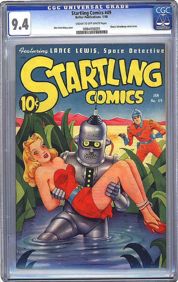HQ Startling Comics Wallpapers | File 195.31Kb
