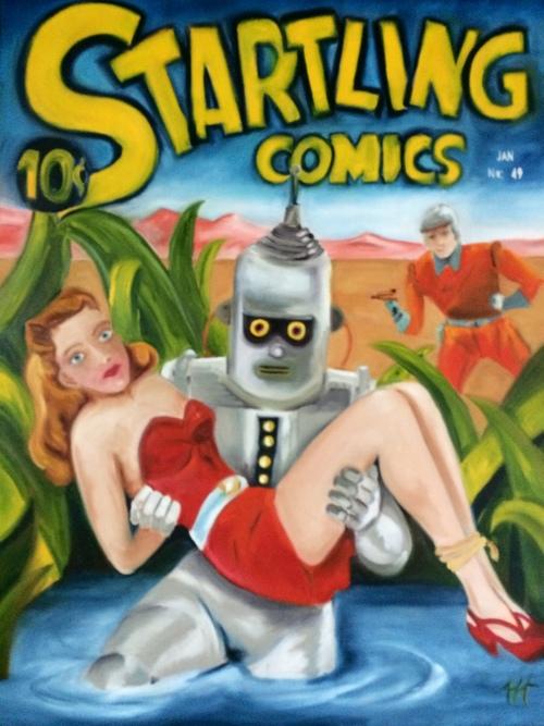 Startling Comics Backgrounds on Wallpapers Vista