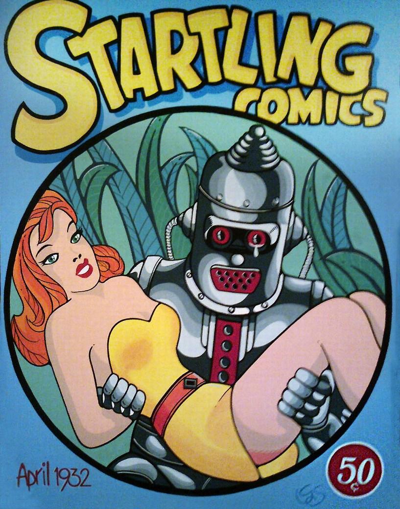 817x1040 > Startling Comics Wallpapers