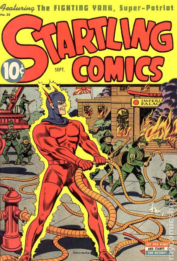 Startling Comics #17
