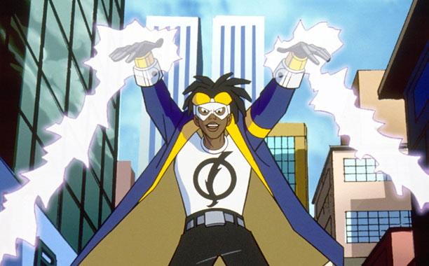 HD Quality Wallpaper | Collection: Comics, 612x380 Static Shock