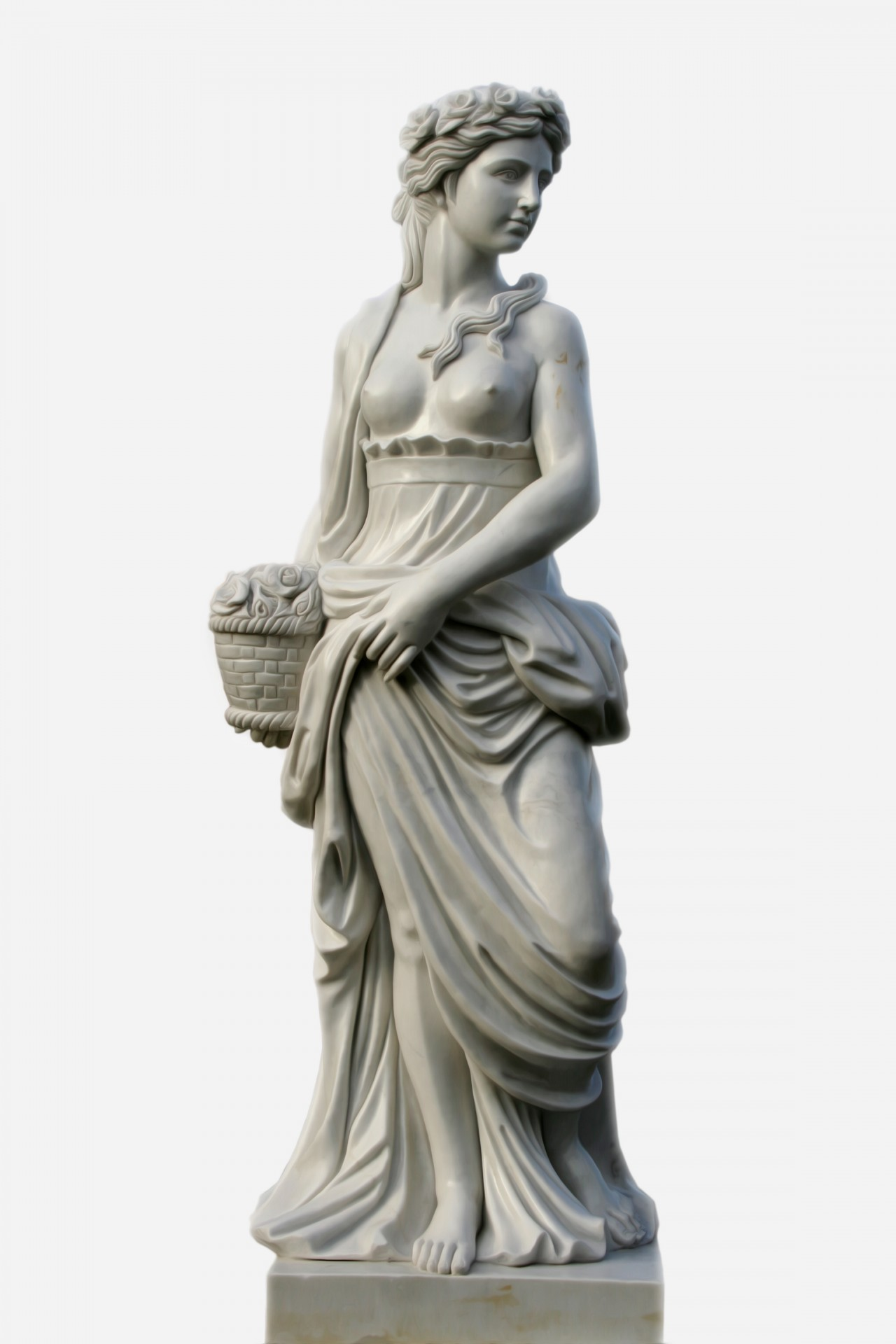 HD Quality Wallpaper   Collection: Artistic, 1280x1920 Statue