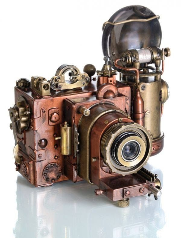 Steampunk Backgrounds on Wallpapers Vista
