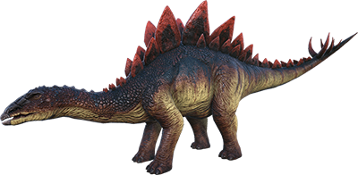 Images of Stegosaurus   400x196