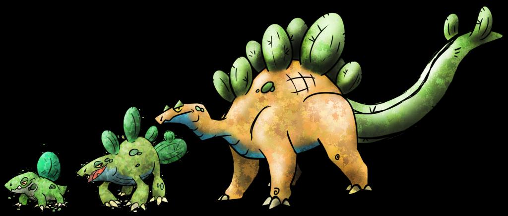 1024x435 > Stegosaurus Wallpapers