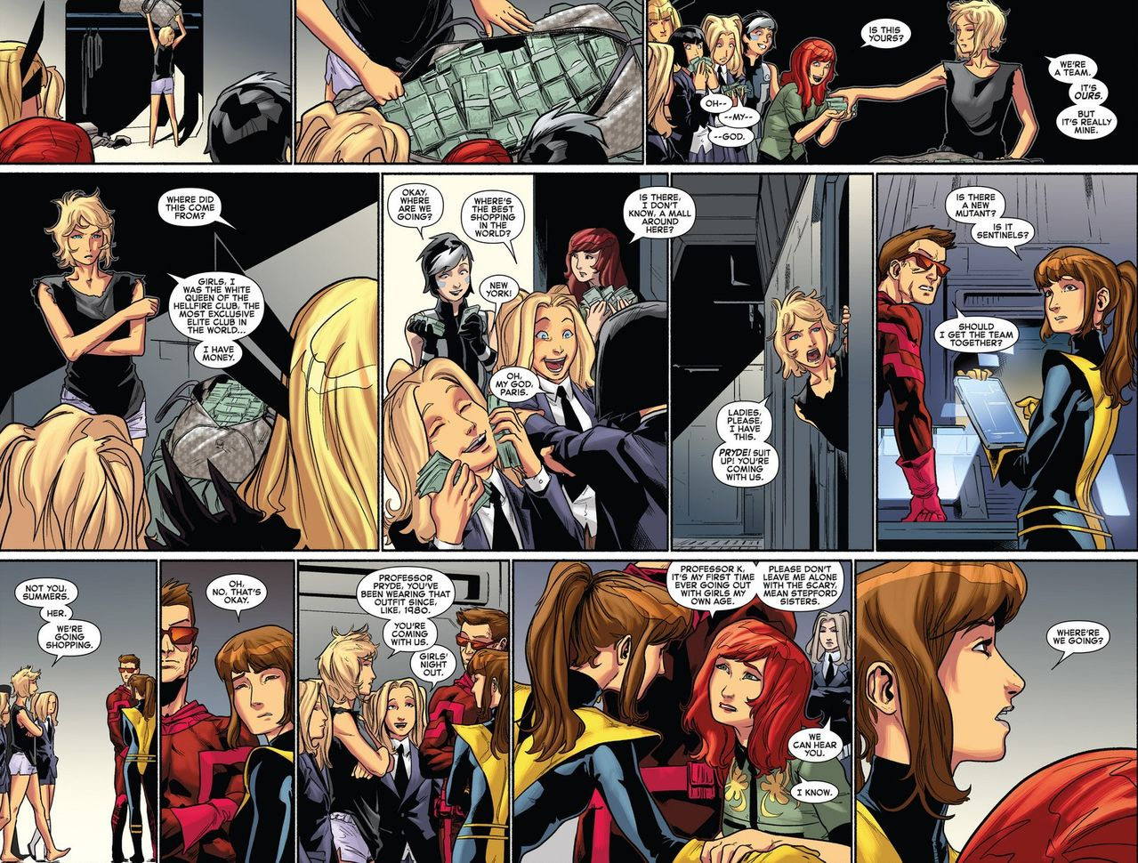 Nice Images Collection: Stepford Cuckoos Desktop Wallpapers
