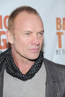HD Quality Wallpaper | Collection: Music, 214x317 Sting