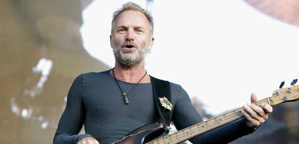 Nice wallpapers Sting 618x298px