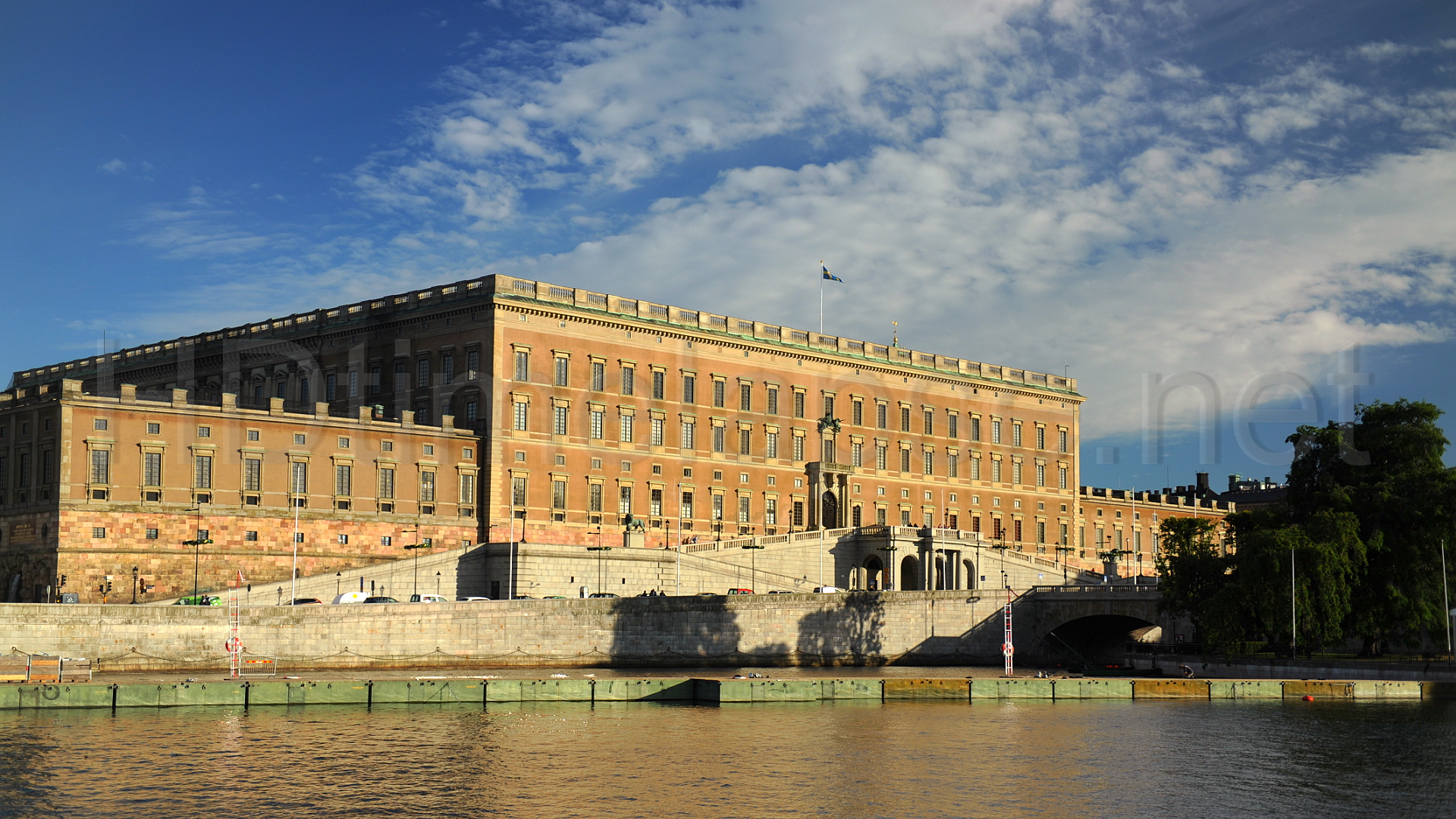Historical Architecture: Stockholm Royal Palace - Stock Image I3361245 at  FeaturePics