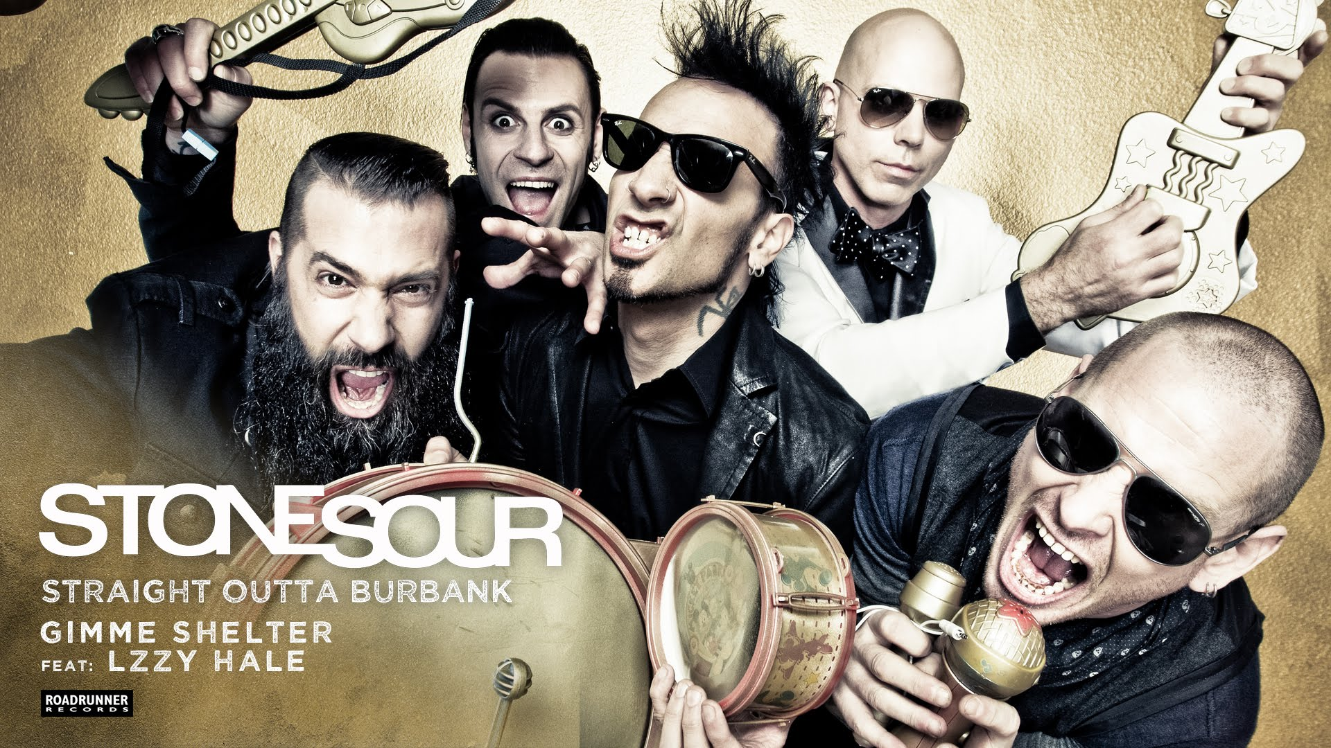 Nice wallpapers Stone Sour 1920x1080px
