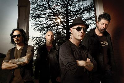 HD Quality Wallpaper | Collection: Music, 400x267 Stone Sour