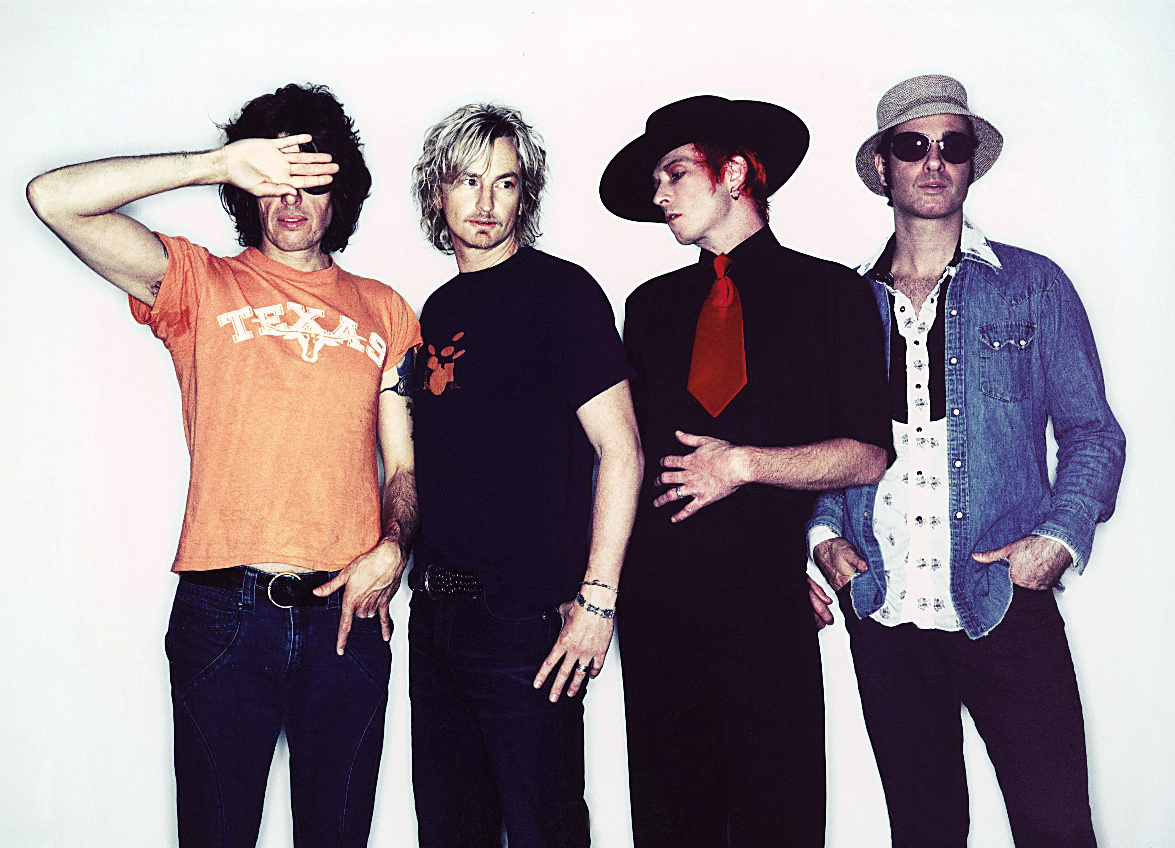 High Resolution Wallpaper   Stone Temple Pilots 4728x3410 px