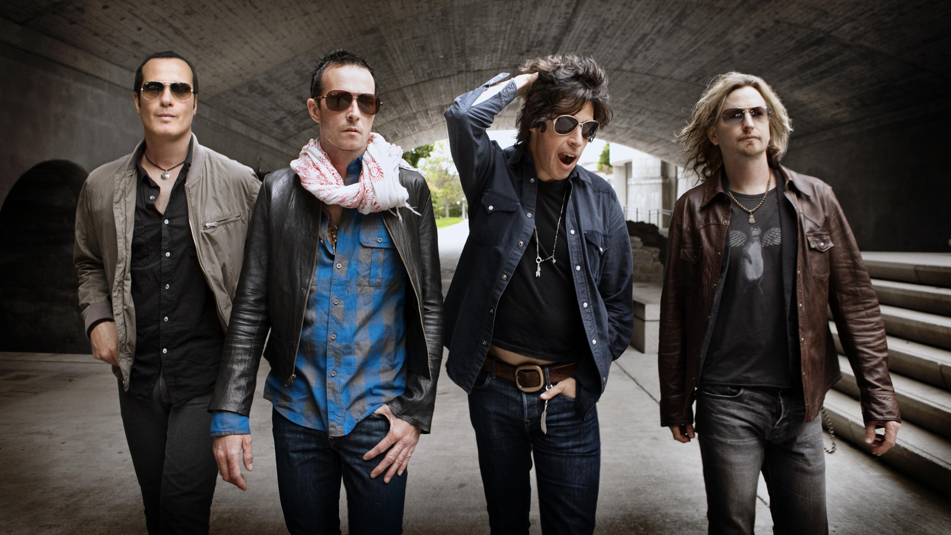 Nice Images Collection: Stone Temple Pilots Desktop Wallpapers