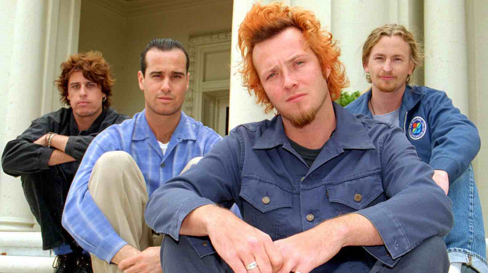 HD Quality Wallpaper   Collection: Music, 1586x886 Stone Temple Pilots