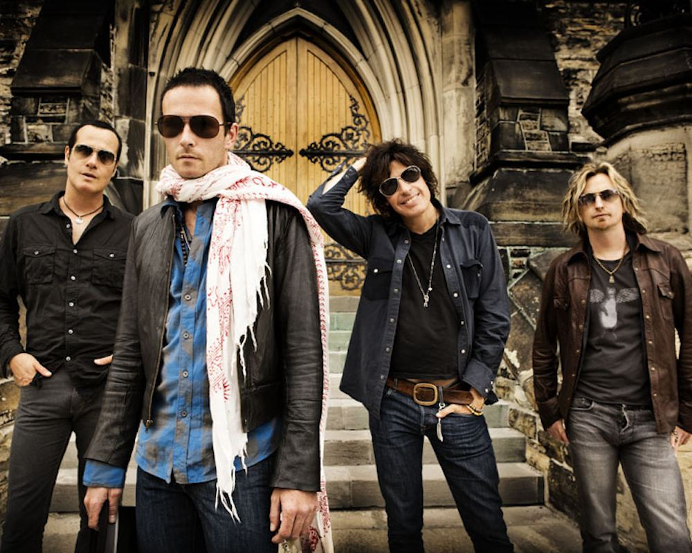 Nice wallpapers Stone Temple Pilots 1000x799px
