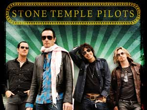 Stone Temple Pilots Pics, Music Collection