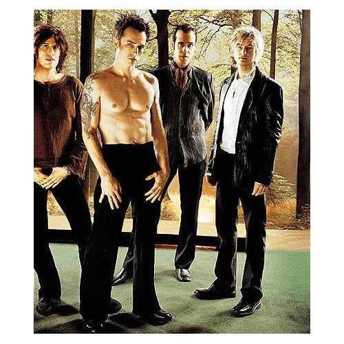 Nice wallpapers Stone Temple Pilots 500x500px