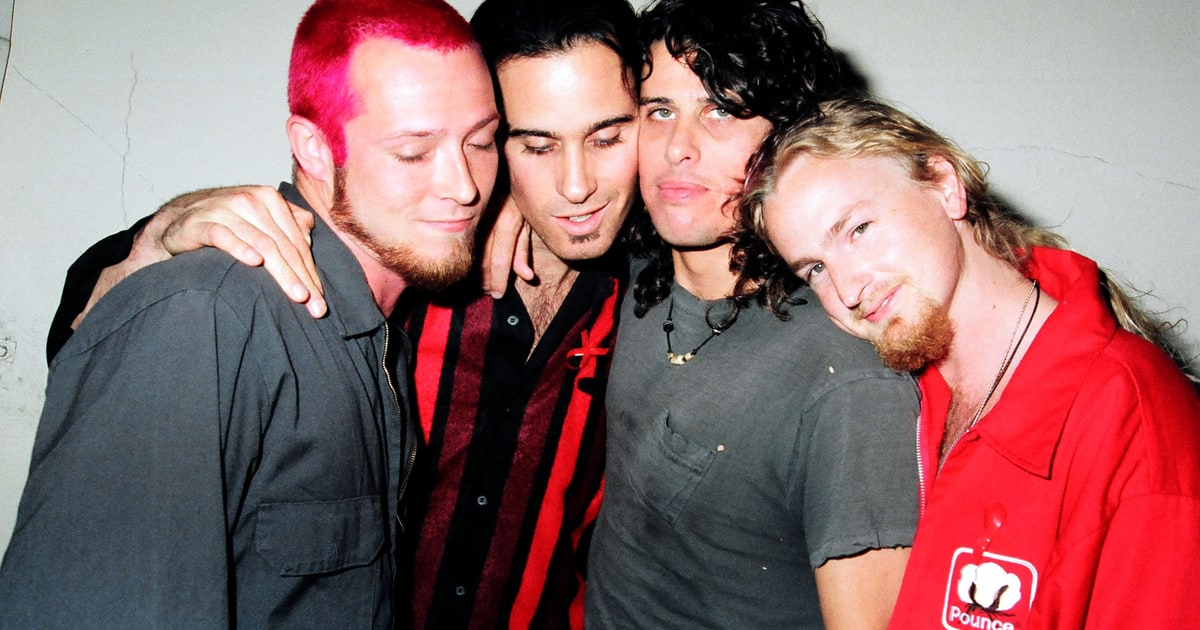 HD Quality Wallpaper   Collection: Music, 1200x630 Stone Temple Pilots