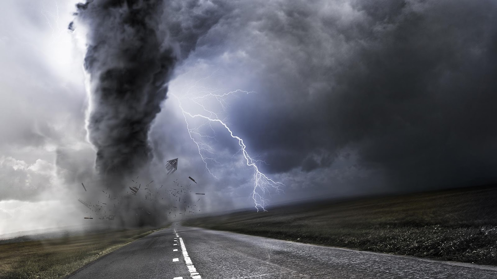 Nice wallpapers Storm 1600x900px