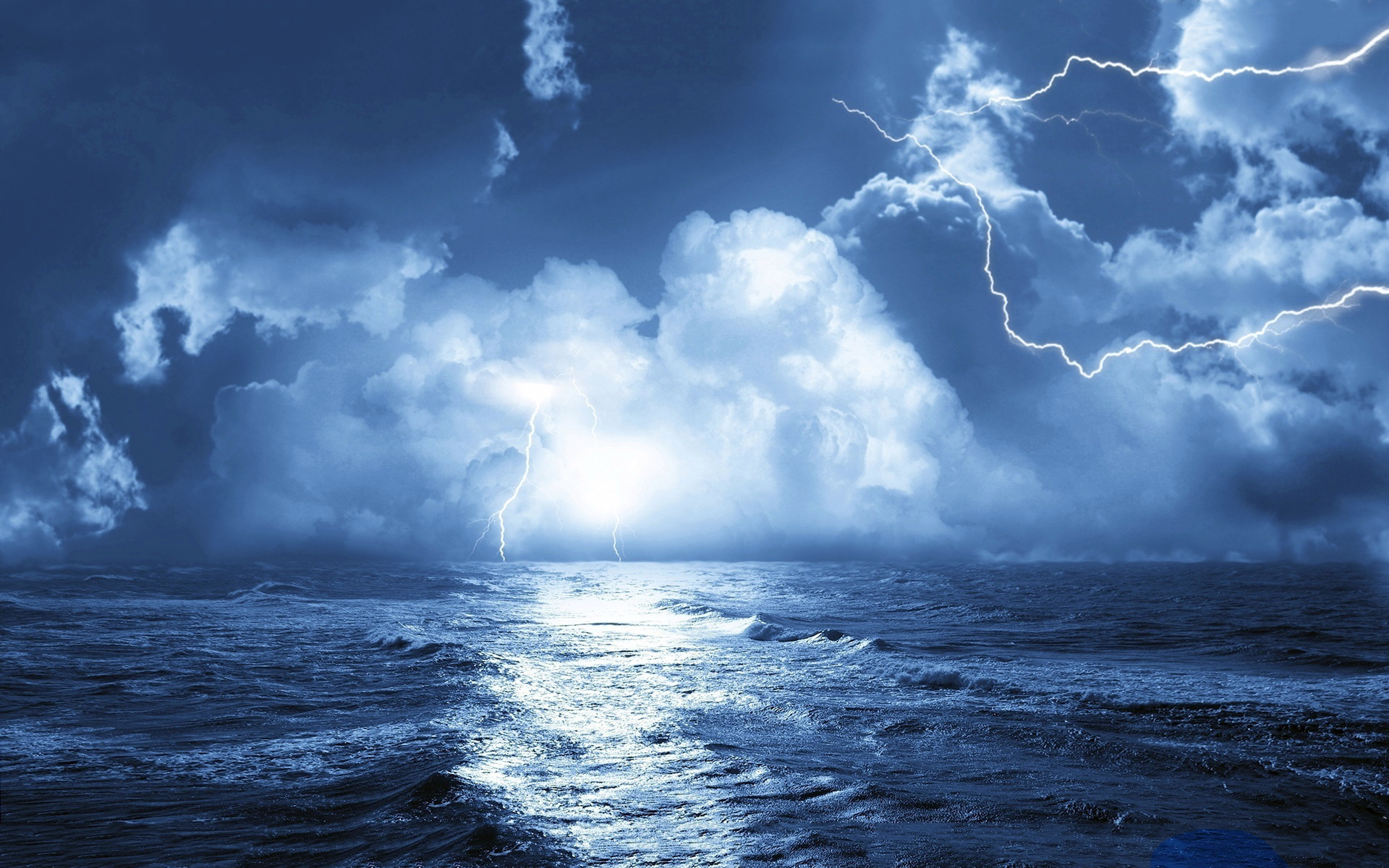 HD Quality Wallpaper | Collection: CGI, 1920x1200 Storm