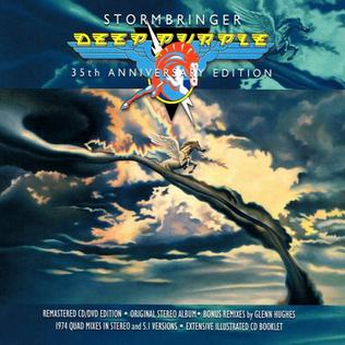 Stormbringer Pics, Music Collection