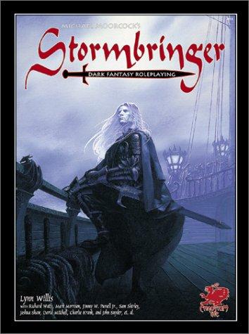 Nice Images Collection: Stormbringer Desktop Wallpapers