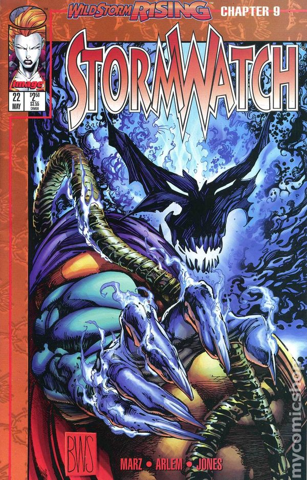 Amazing Stormwatch Pictures & Backgrounds